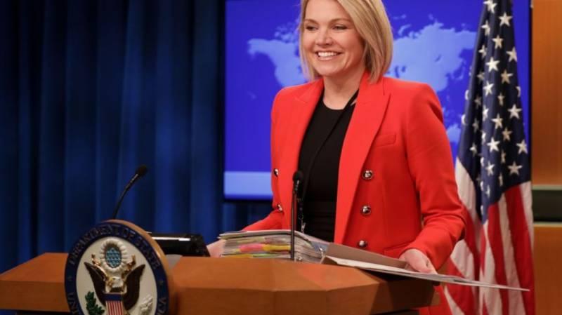 Trump nominates former news anchor Nauert as UN envoy