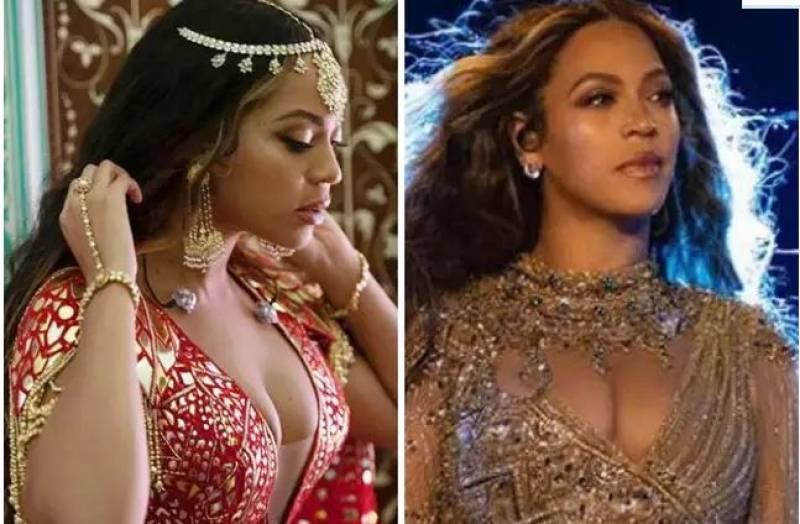 Beyonce stuns at Isha Ambani's pre-wedding bash