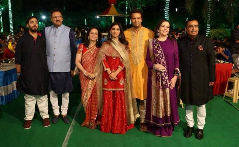 Highlights: Isha Ambani And Anand Piramal's Pre-Wedding Party