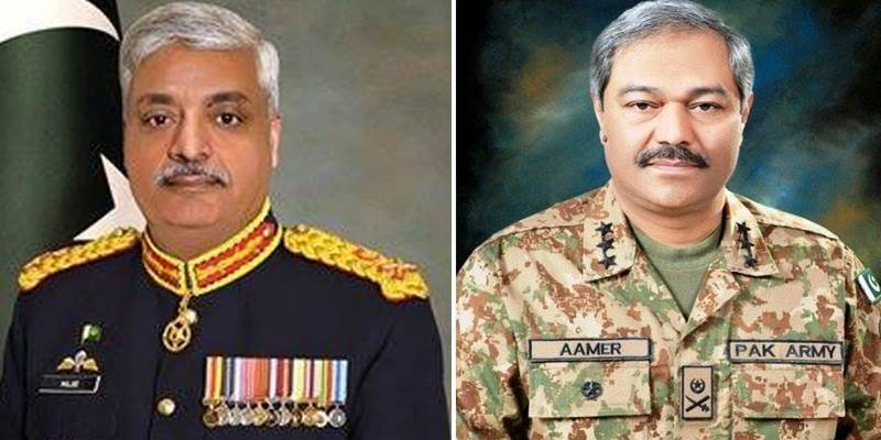 Major reshuffle in Pak Army's top-brass as NDU gets new president
