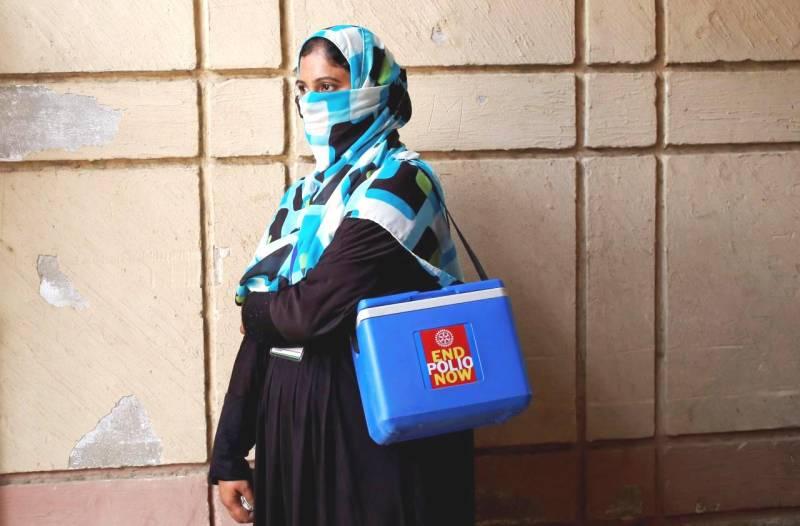 Nearly 1,600 workers boycott anti-polio drive in Gilgit Baltistan