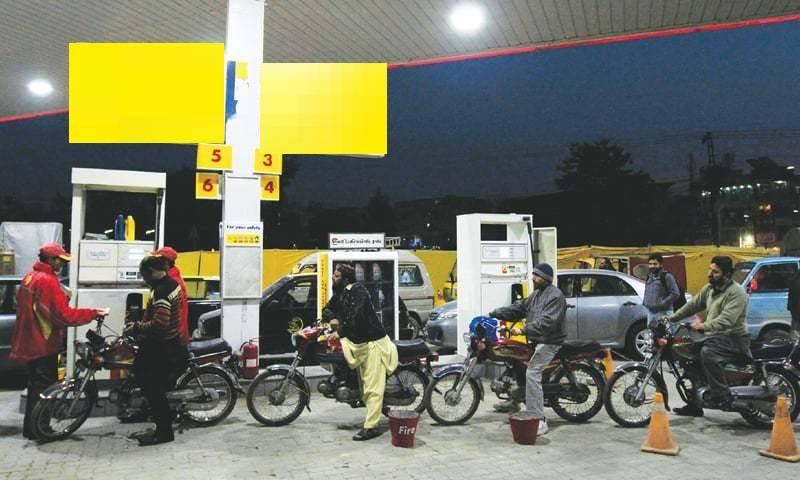Rawalpindi fuel station attendants find 'hilarious solution' to helmet restriction