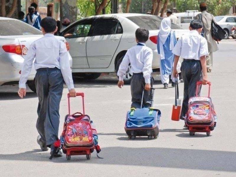Schools in residential areas irk Karachiites