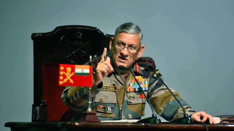 Can't give women combat roles, Indian military chief Bipin Rawat strikes 'sexist' note