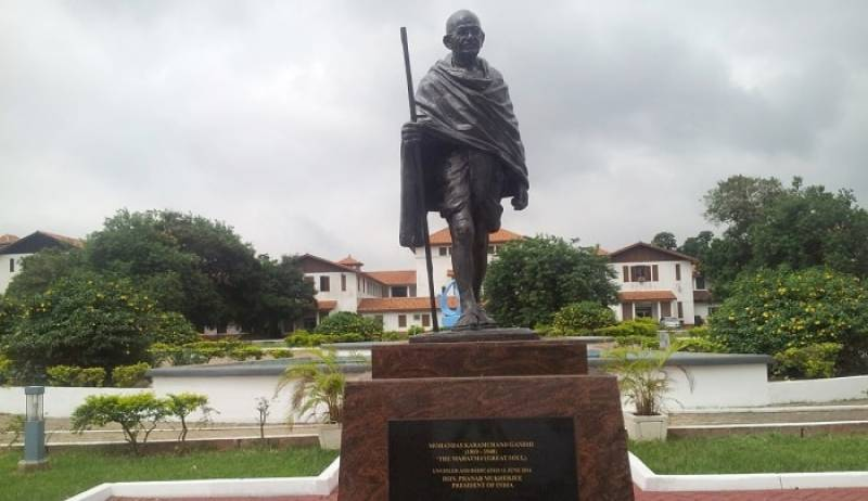 Mahatma Gandhi's statue removed from Ghana university after massive outcry