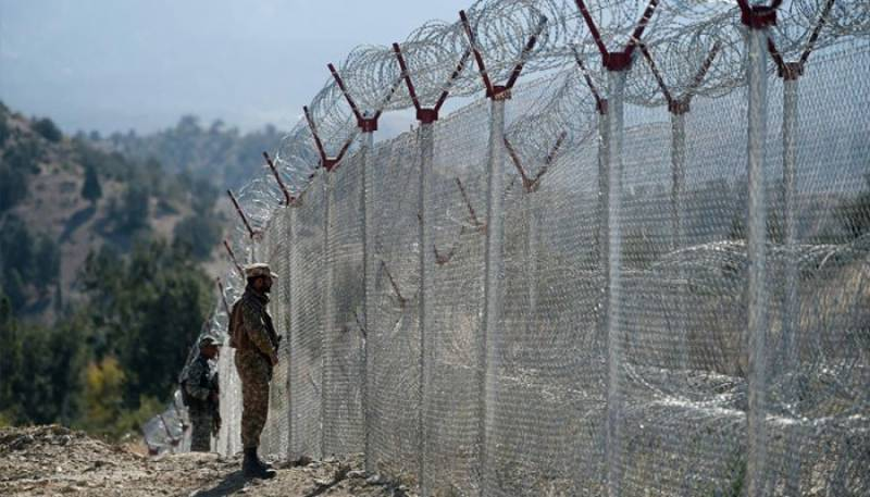 Pak-Afghan boarder fencing to be completed by Dec 2019: ISPR