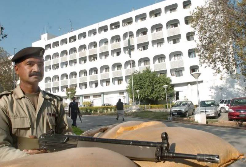 Pakistan lodges protest with Iran over FC convoy attack
