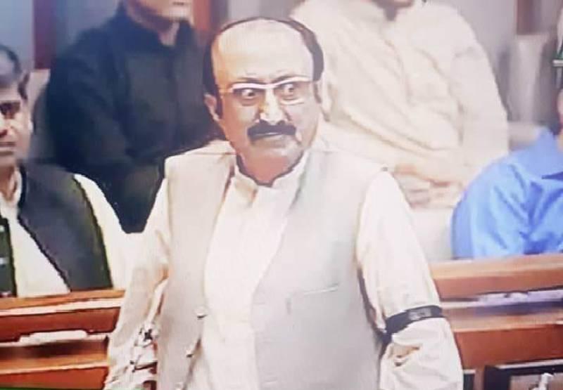 Senator Azam Khan Musakhel passes away in Karachi