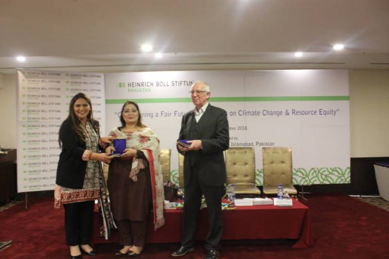 German foundation applauds environmental journalist work in Pakistan