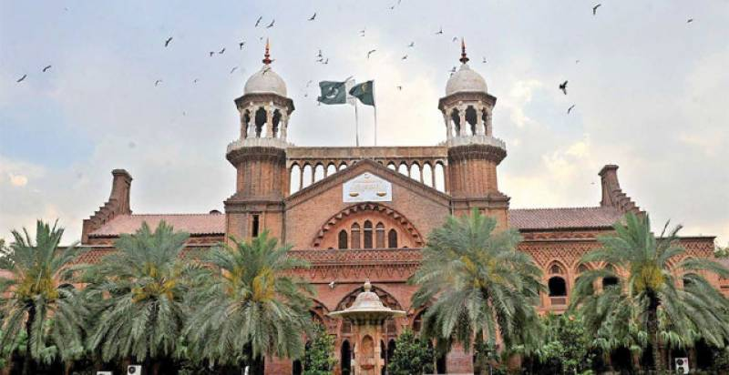 LHC moved for declaring NAB's power to arrest suspects invalid