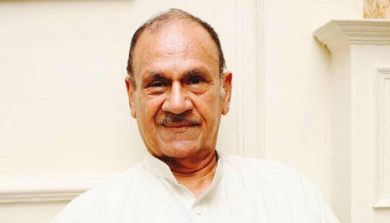 Renowned TV actor Ali Ejaz passes away at 77
