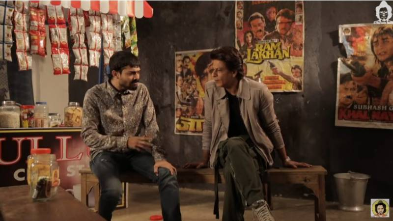 We loved Shah Rukh Khan in 'Titu Talks' and you will too