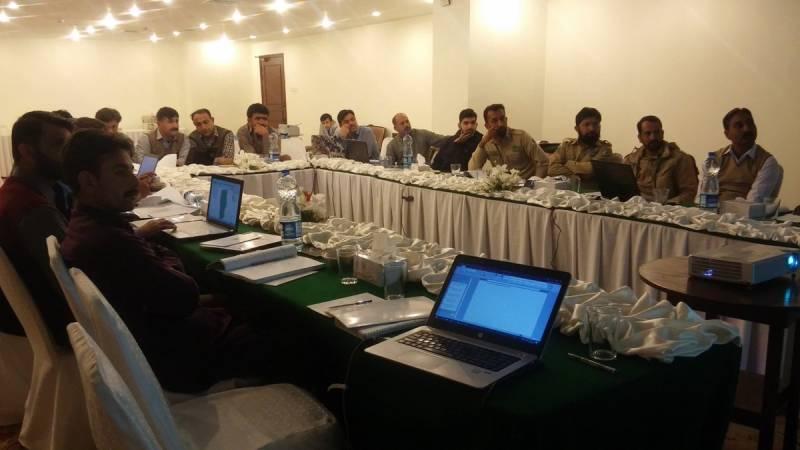 WWF-Pakistan organises first international capacity building workshop on 'SMART' patrolling system