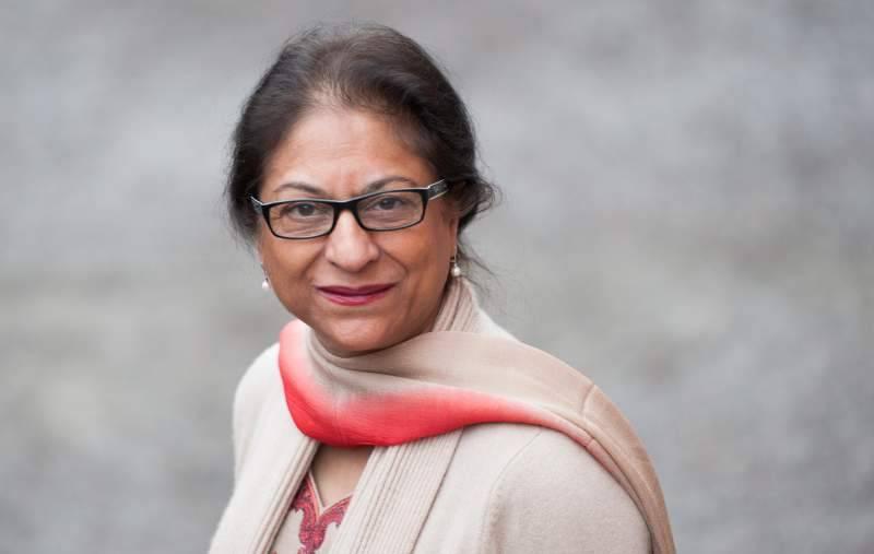 Asma Jahangir posthumously wins top UN human rights prize