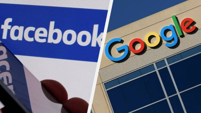 Google, Facebook to pay $455,000 for alleged ads law violation in Washington