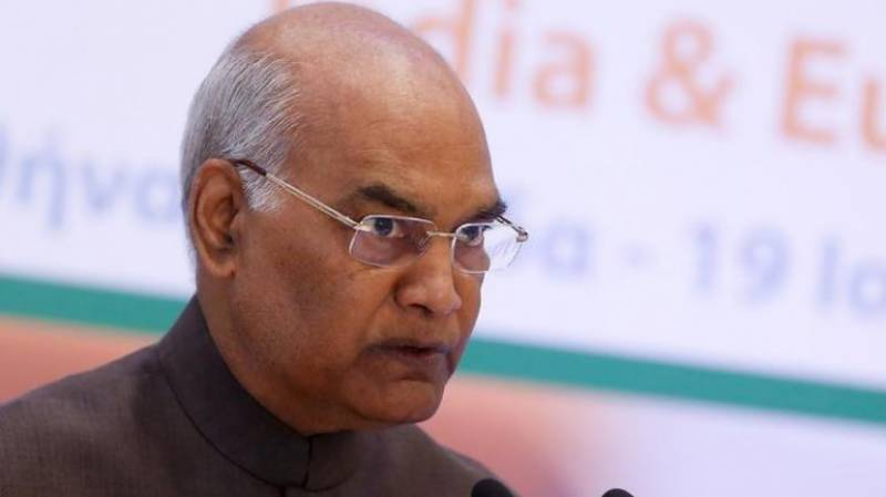 India imposes President's rule in occupied Jammu and Kashmir