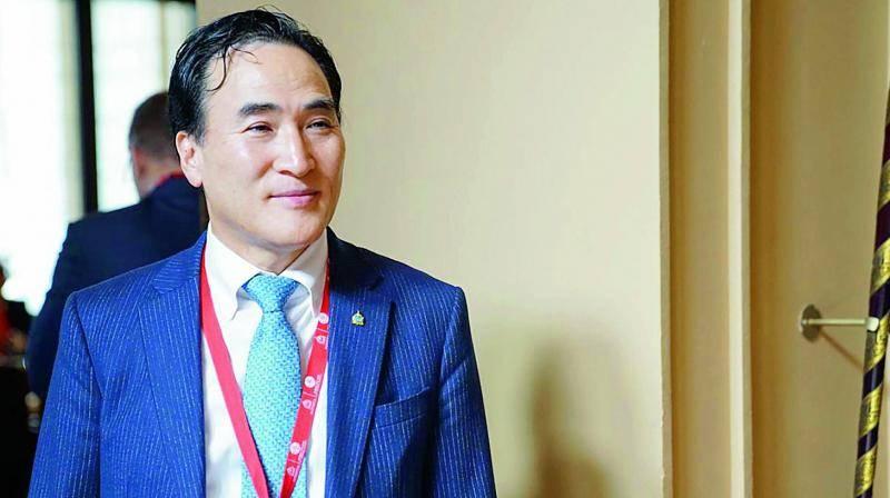 Interpol picks Kim Jong-yang as new chief