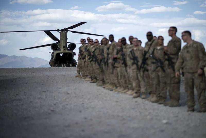 US 'to withdraw' about 7,000 troops from Afghanistan