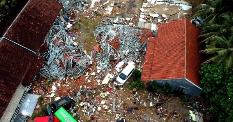 Pakistan condoles deaths by tsunami in Indonesia