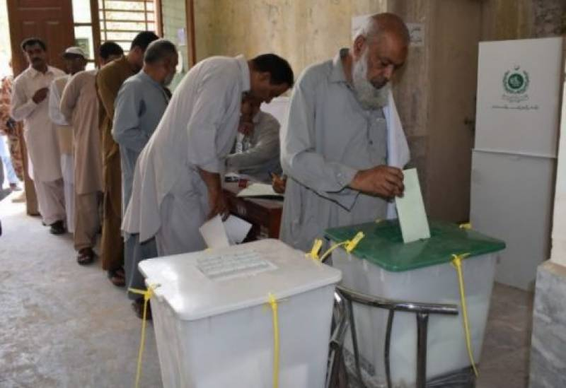 Voting begins for 497 vacant seats of local govt in Sindh, KP