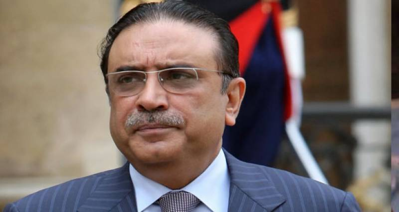 Money laundering case: SC orders to freeze Omni Group's properties, issues notice to Asif Zardari