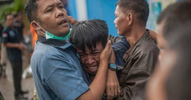 Indonesia tsunami death toll rises to 429; over 150 missing