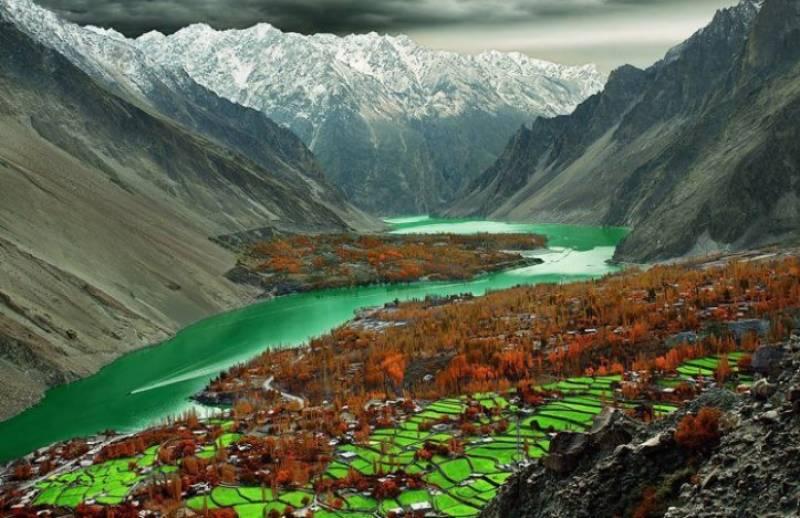 Pakistan's Gilgit-Baltistan featured among Forbes 10 coolest places list