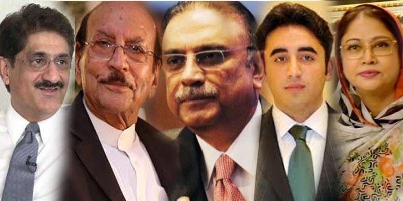 Fake accounts case: Zardari, Bilawal and Sindh CM among 172 suspects placed on ECL (Complete List)