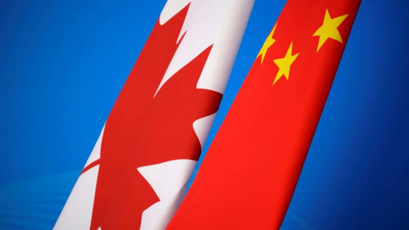China frees Canadian national detained for working illegally
