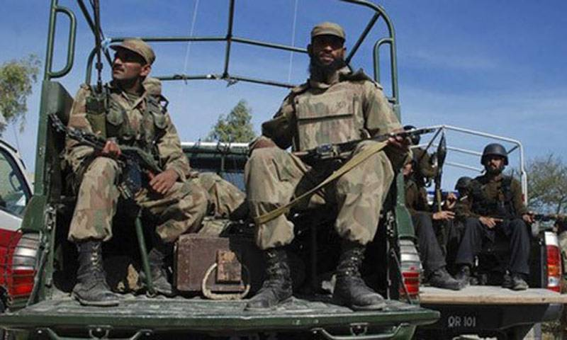 4 Pakistan soldiers embrace martyrdom while preventing suicide attack at FC Loralai center