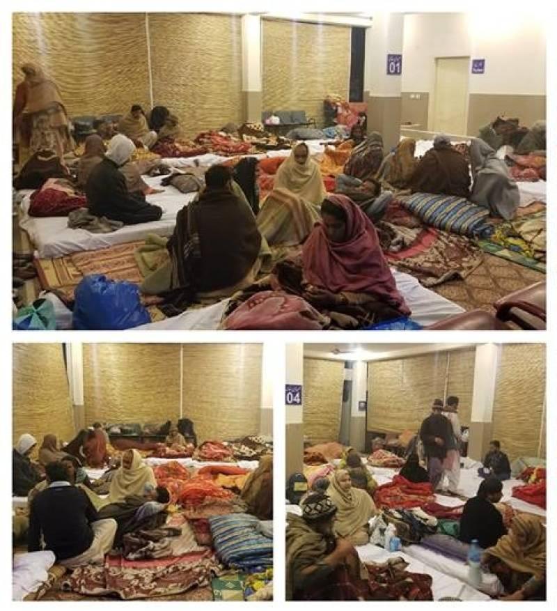 First Mehman Khana opened at Lahore's Jinnah Hospital