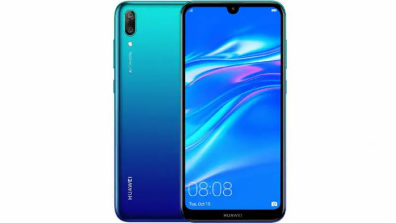 Huawei unveils Y7 Pro (2019) smartphone with AI camera, droplet notch