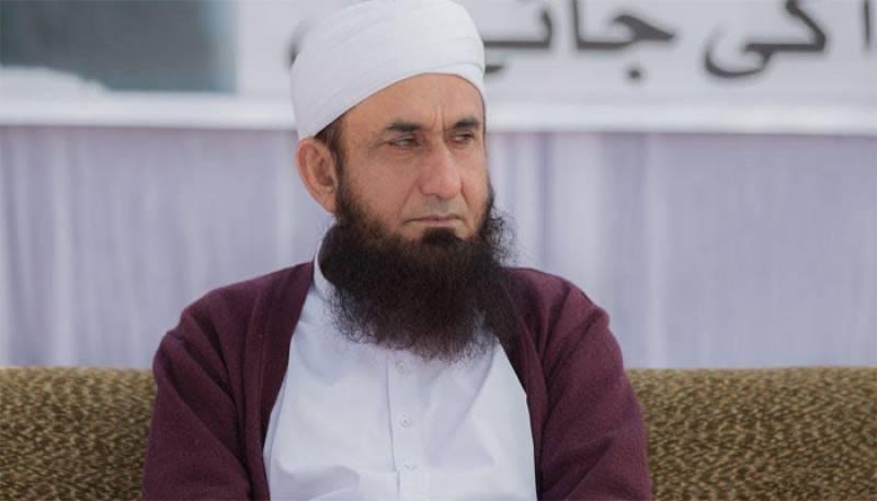 Maulana Tariq Jameel shifted to hospital over cardiac pain