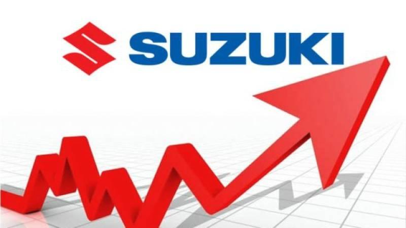 New Year 'Gift': Pak-Suzuki revises price for various vehicles