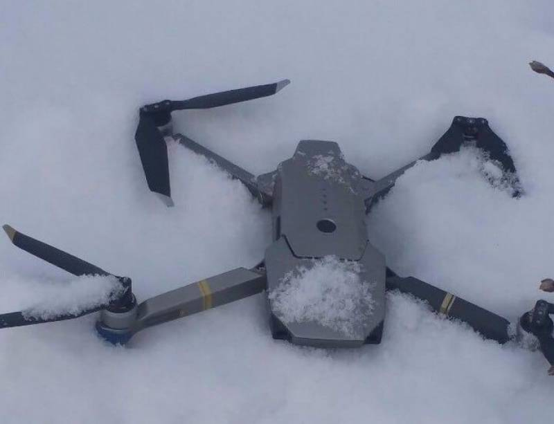 Pakistan Army shoots down Indian spy drone along Line of Control