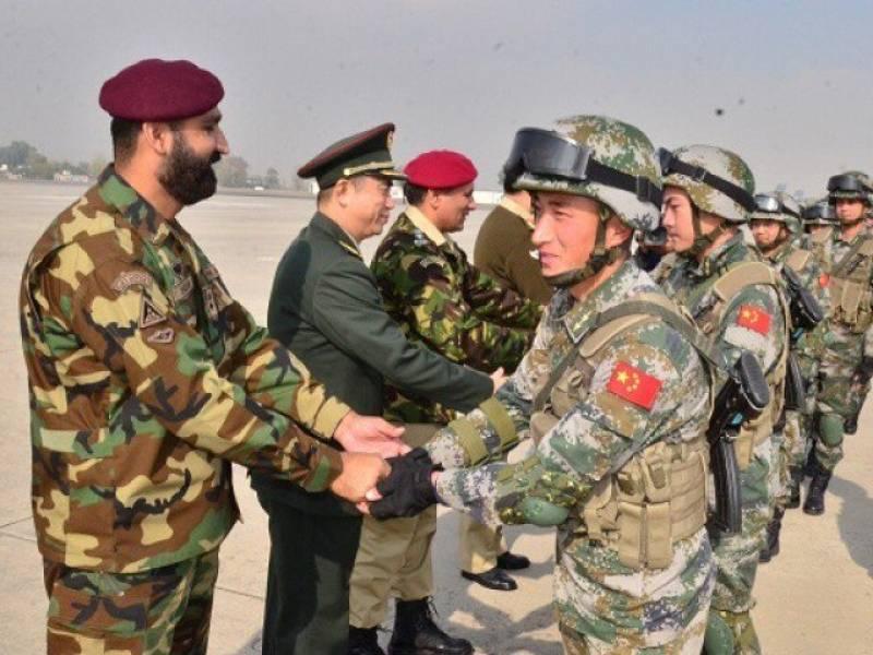 'Warrior-VI': Pakistan-China joint military drills culminate near Kharian (VIDEO)