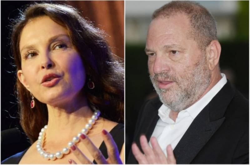 US judge dismisses Ashley Judd's harassment claims against Harvey Weinstein