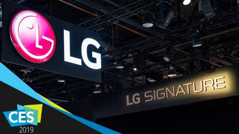 LG Electronics wins 132 awards at CES 2019