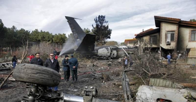 15 killed in Iran cargo plane crash
