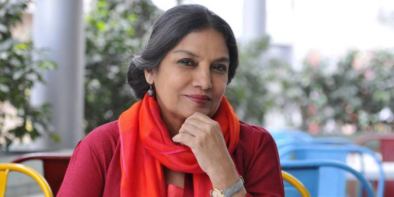 'Banning Indian content in Pakistan is wrong': Shabana Azmi