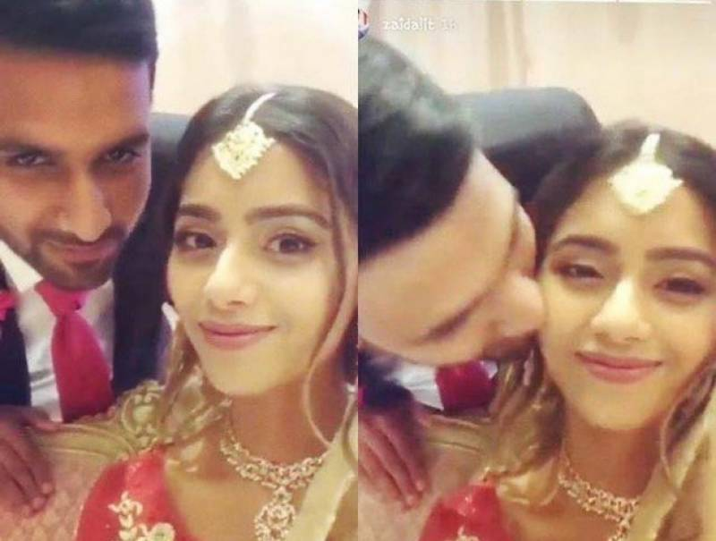 Here is why Zaid Ali T is hubby goals