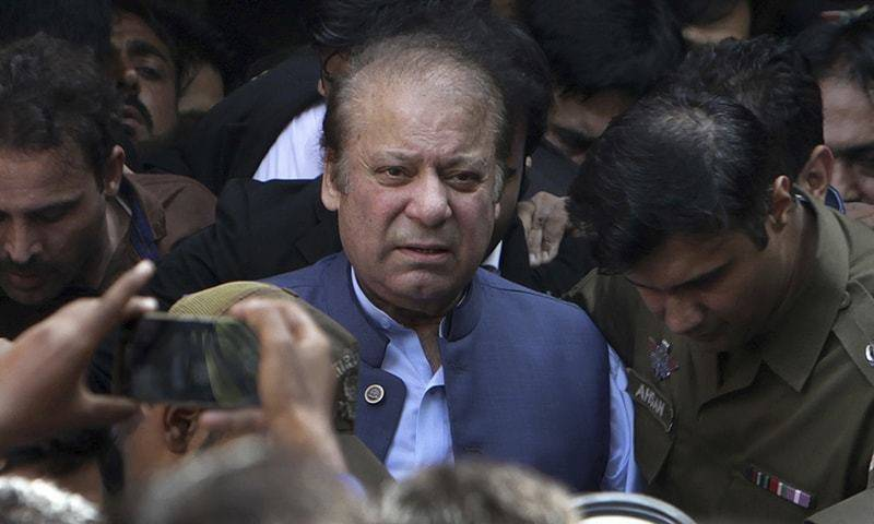 SC to hear NAB's appeal against suspension of Nawaz, Maryam sentences today