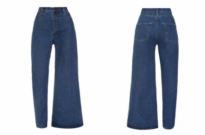 'Asymmetric Jeans' are breaking the internet and this is what they look like