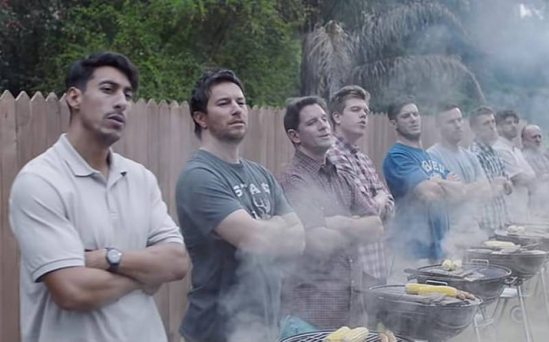 Gillette's new ad encourages users to end 'toxic masculinity' but receives backlash
