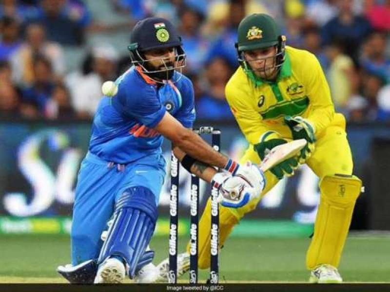 India beat Australia by six wickets in 2nd ODI
