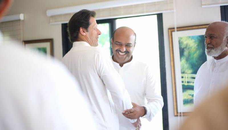 Nadeem Afzal Chan appointed PM Imran's spokesperson