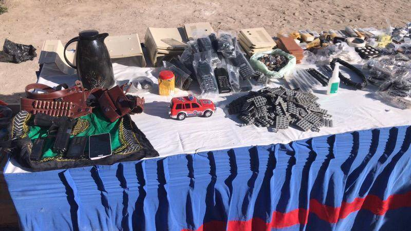 Pakistani forces foil major terror bid in Balochistan; suicide bomber arrested alive