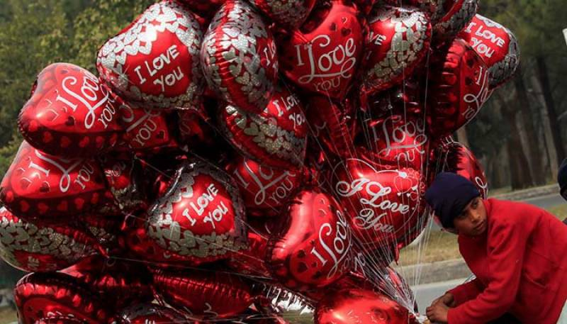 Pakistani university's ban on Valentine's Day takes social media by storm