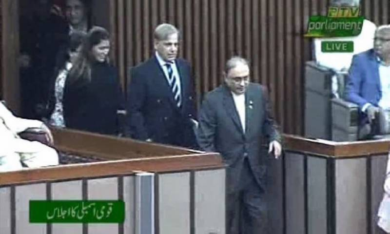 Shehbaz Sharif urges PTI to reconsider award of Mohmand Dam contract
