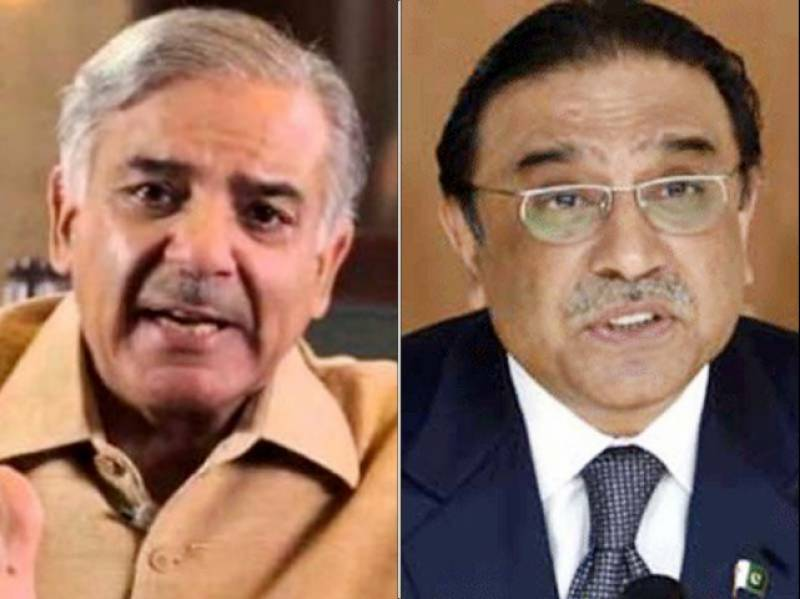 Shehbaz, Zardari join hands to give PTI govt a tough time